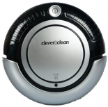 Мини робот-пылесос Clever&Clean М-SERIES 003 Black Edition